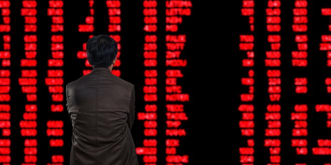 الأسهم الآسيوية تتلون بالأحمر بفعل مخاوف السيولة في الصين