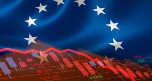 الأسهم الأوروبية تتراجع بفعل البيانات الاقتصادية السلبية