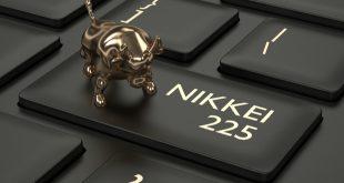 نيكاي 225 يختتم الأسبوع بقفزة قوية