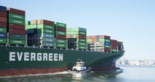 نجاح إعادة تعويم سفينة إيفرجرين بنسبة 80%